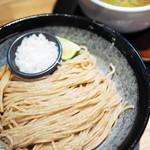 麺匠 たか松 - つけ麺(並盛)