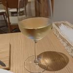ピッツェリア ノラ - glass 白