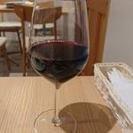 ピッツェリア ノラ - glass 赤