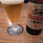 スティック&スプーン - 瓶ビール~☆