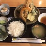 ひのはら四季の里 - 料理写真: