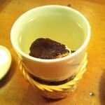 季節料理 あだち - ヒレ酒