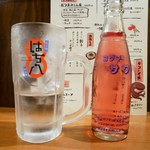 hachihachi - バイスサワー   480円