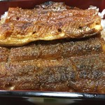 日本料理 小伴天 - 鰻は炭の香りを纏った。ジューシーな焼き。