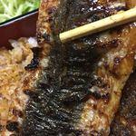 日本料理 小伴天 - 関西風の腹開きです。