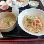 ごはんどき - 塩つけ麺(790円)