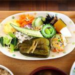 ピコスプーン - お野菜たっぷり