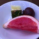 derishasukicchinemonderu - デザートのフルーツ