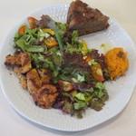 パルナチュレ - 料理写真:パワーサラダランチプレート 900円(税込)