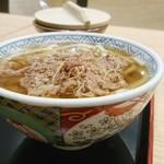 平さん - 料理写真:モーニング 肉うどん [¥360]