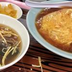 忠豊 - 料理写真:天津丼