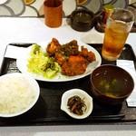 呑々道場 - Aランチ750円
