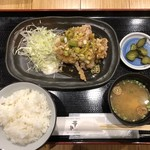 113948225 - ユーリンチー定食(税込500円)