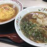 餃子の王将 - 日替わりランチ♪ 612円