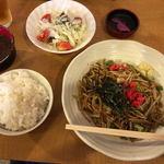 こなもん屋 - 料理写真:焼きそばランチ(750円)