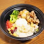 吉野家 - ライザップ牛サラダ