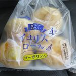 日糧製パン - 料理写真:イギリスロール(50円)