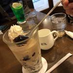 珈琲院 松本 - コーヒーゼリーたっぷり