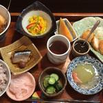 家庭料理 なづな - 料理写真:日替わりランチ