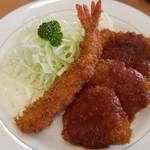 とんかつのまつ井 - 料理写真: