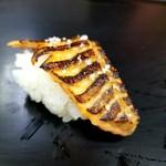 シゲちゃんすし - 鮭背脂 80円