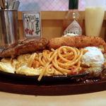 オムライス&スパゲティーのパンチョ -