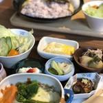 ゲストハウス&カフェ わ - 15食限定ランチ