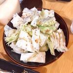 博多流斗樹 - キャベツ塩だれ