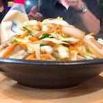 博多流斗樹 - 肉ヤサイ炒め