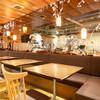 自然の薬箱 カフェ&キッチン - 内観写真:テーブル(ソファ)