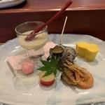 魚勝 - 酒肴盛り合わせ
