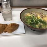 うどんそば 松屋 - 料理写真: