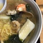 あさり浜 - 魚介大集合(笑)
