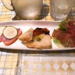 キッチンひらやま亭 - 料理写真:◆THE ひらやま亭 2,480 前菜