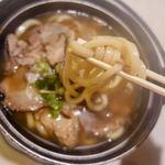 かついちレストラン - チャーシューうどん(しょうゆ) 900円