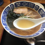 川内屋 - あっさり魚介系