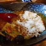 lunch itta - 半ライス 108円