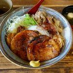 lunch itta - 料理写真:当店の名物丼 1188円