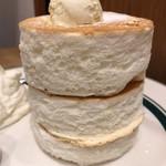 gram - パンケーキのアップ