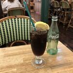 つばめグリル - コカ・コーラ(税別400円)