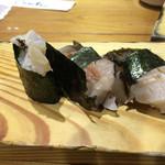 ひょうたん寿し - 栄螺(コレは美味かった!)