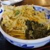 Kouan - 料理写真:かき揚げぶっかけ