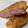 肉のやまかわ - 料理写真:厚切りハムカツ
