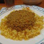 さんぽう - 料理写真:さんぽう風ドライカレー(からあげ付き)