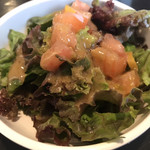 玄妙 - ランチのサラダ