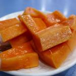 裕成水果 - 木瓜(パパイア)