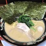 ラーメン神山 - 濃厚とんこつ醤油680円(税込)