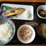百干 - 焼き魚定食