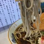 桃中軒 - 麺リフト(2019.8.11)