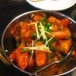 インドラ - ベンガル(野菜のカレー)(^^)